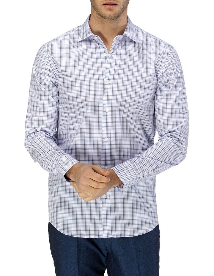 Career Multi Colour Check Business Shirt image 1