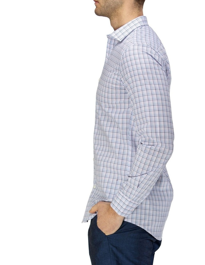 Career Multi Colour Check Business Shirt image 2