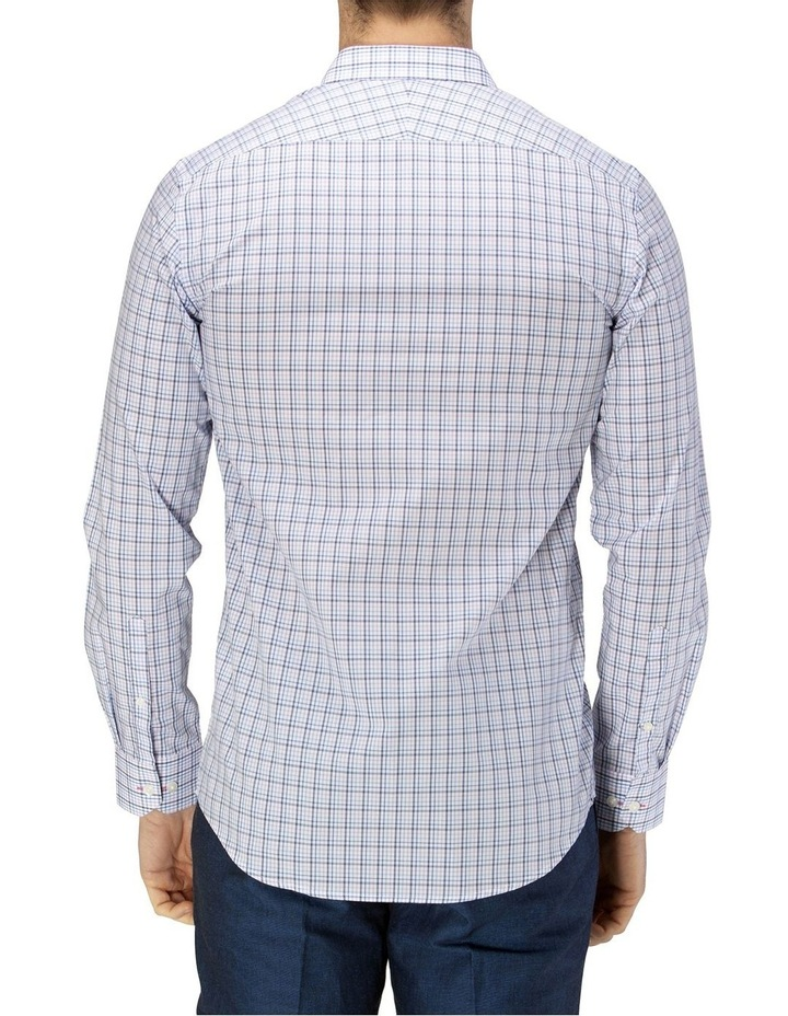 Career Multi Colour Check Business Shirt image 3