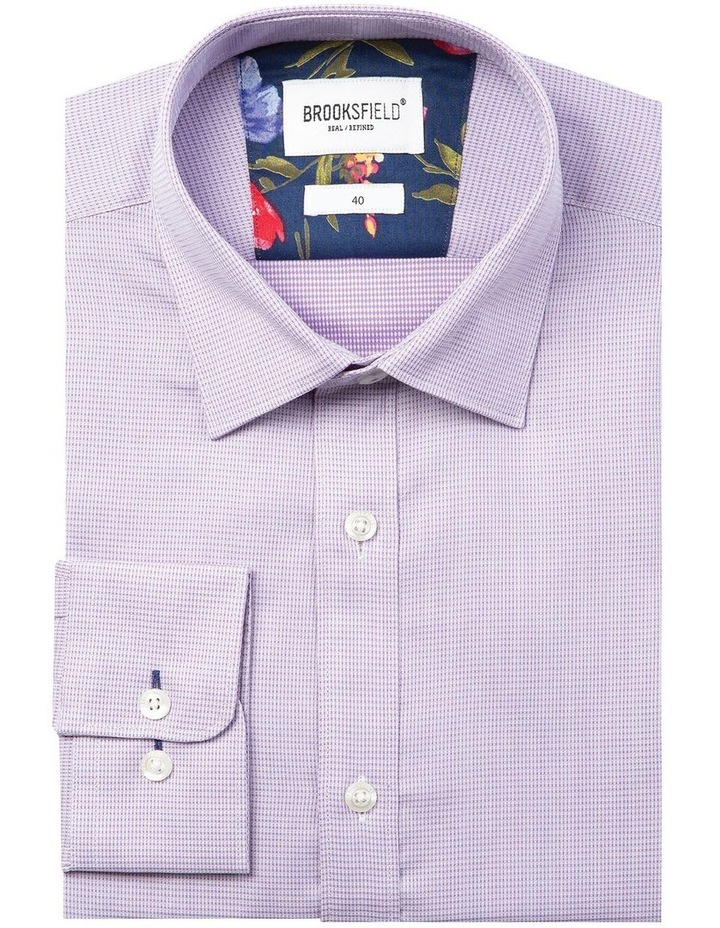 Career Leno Weave Business Shirt image 4