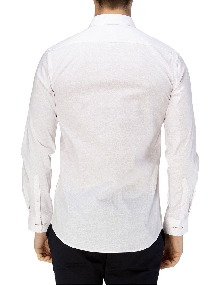Career Firework Print Business Shirt image 3