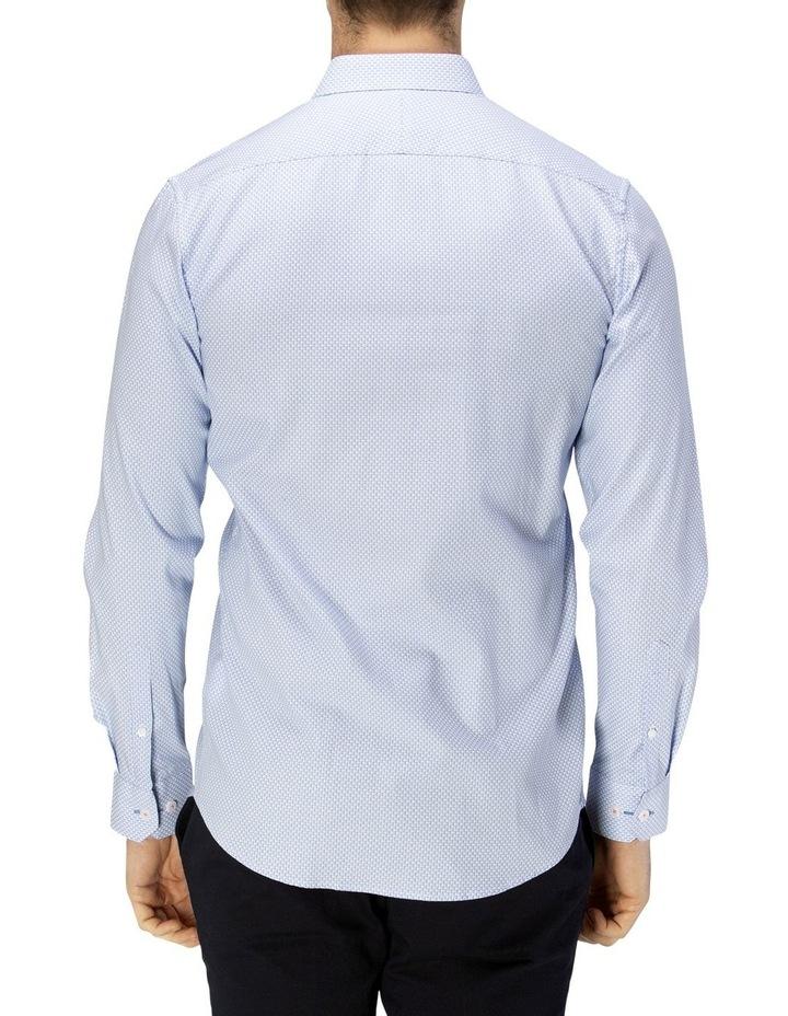 Micro Square Dobby Business Shirt image 3