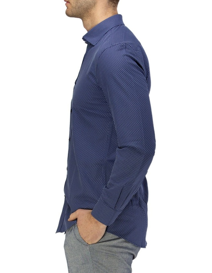 Luxe All-over Cross Dobby Business Shirt image 2