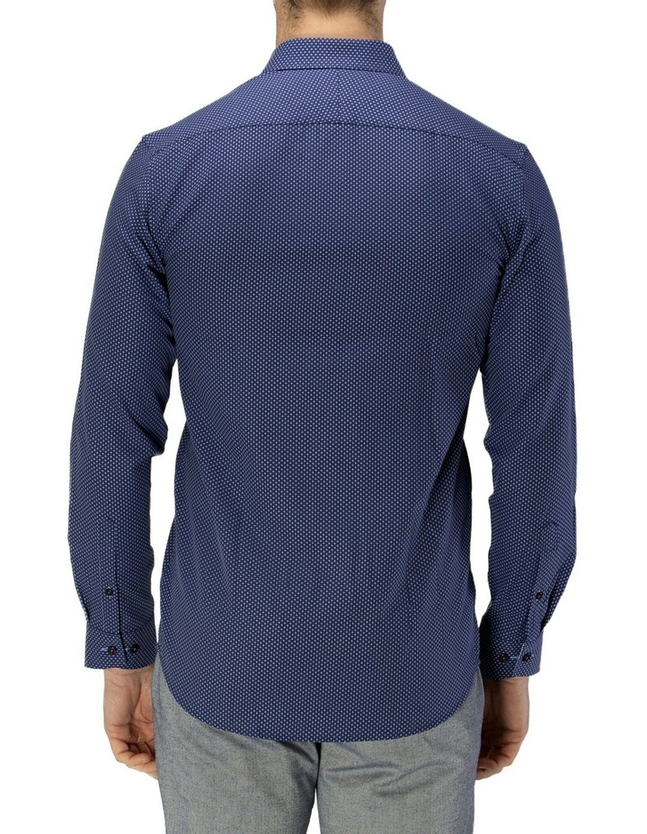 Luxe All-over Cross Dobby Business Shirt image 3