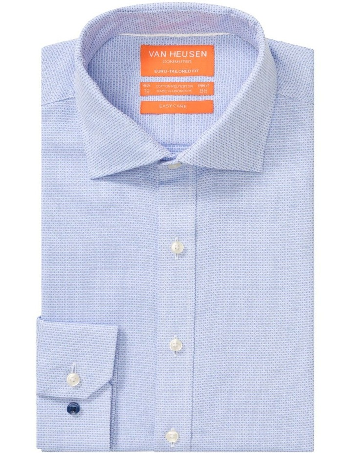 Commuter Dobby Business Shirt Blue image 1