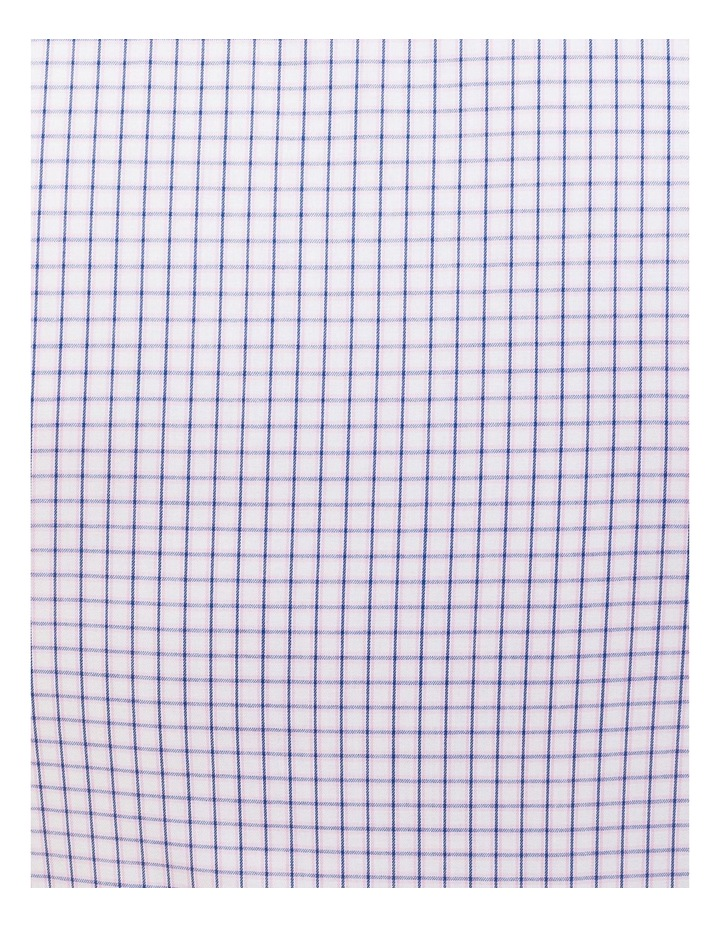 Check Business Shirt Pink/Navy image 4