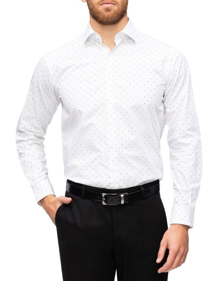 Spot Business Shirt Navy image 2