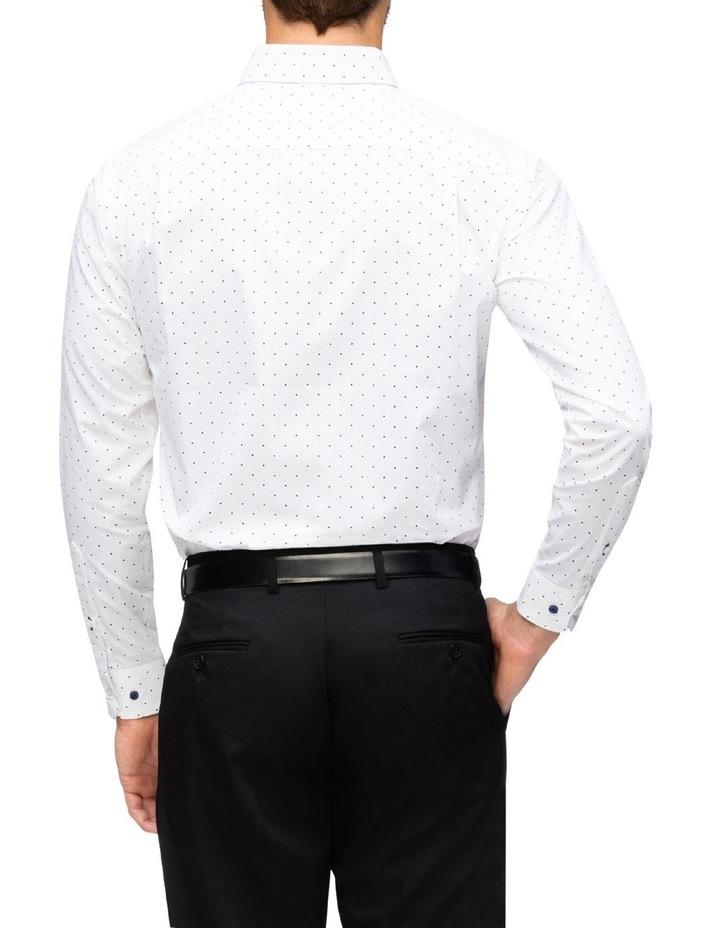 Spot Business Shirt Navy image 3