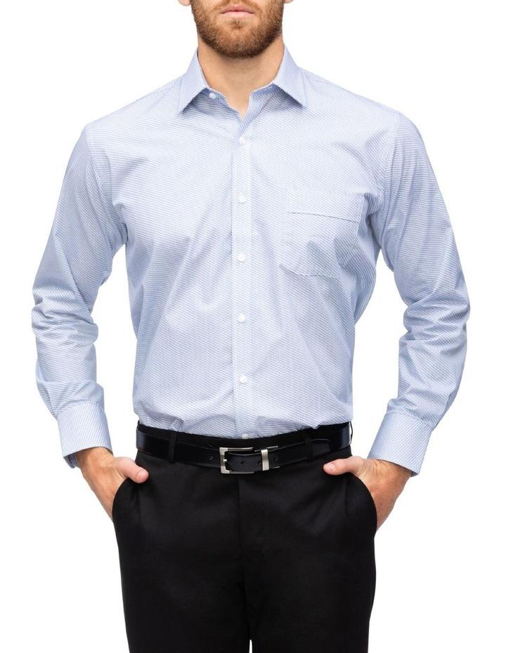 Circle Print Business Shirt image 2