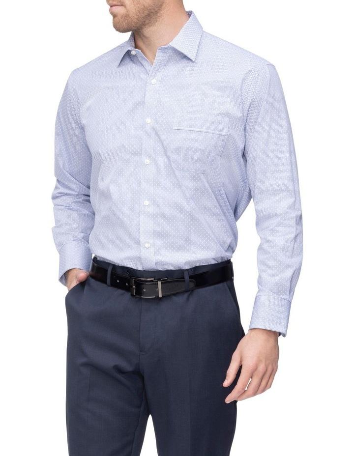 Commuter Diamond Dobby Business Shirt image 1