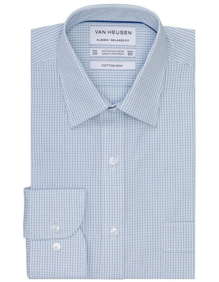Check Business Shirt image 1