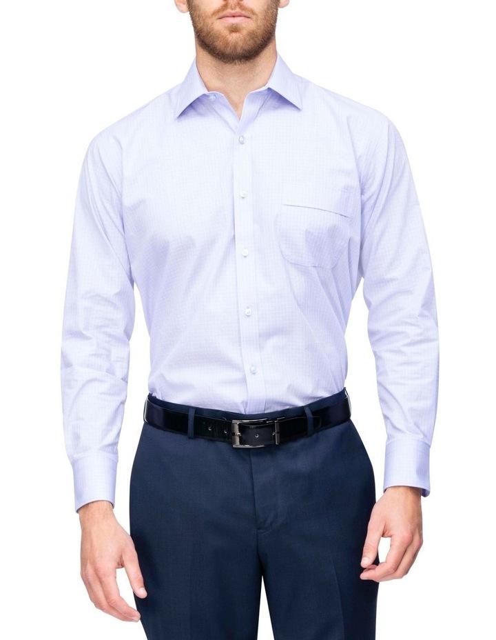Commuter Check Business Shirt image 1
