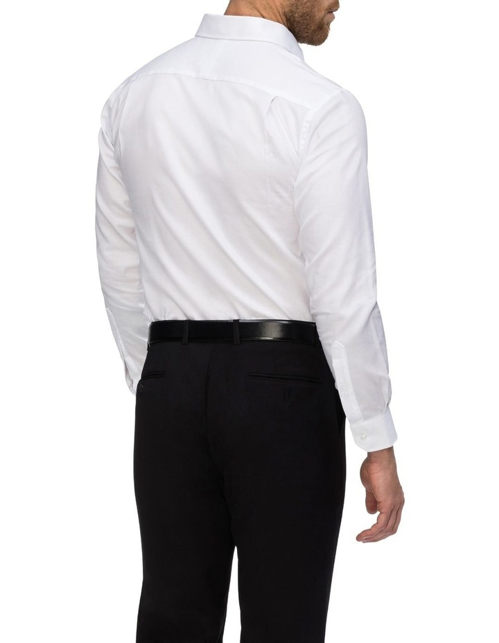Textured Stripe Business Shirt image 3