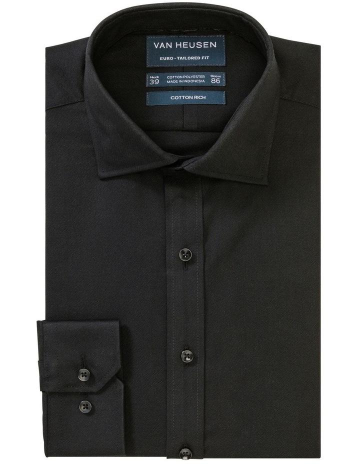 Textured Stripe Business Shirt image 1