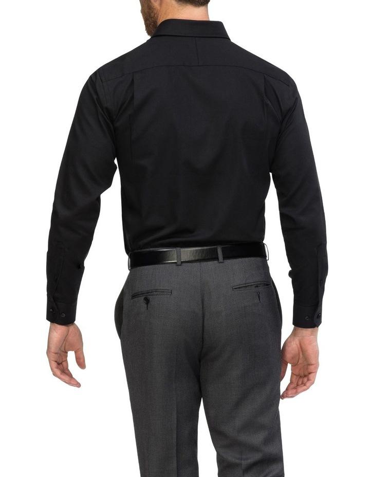 Textured Stripe Business Shirt image 3
