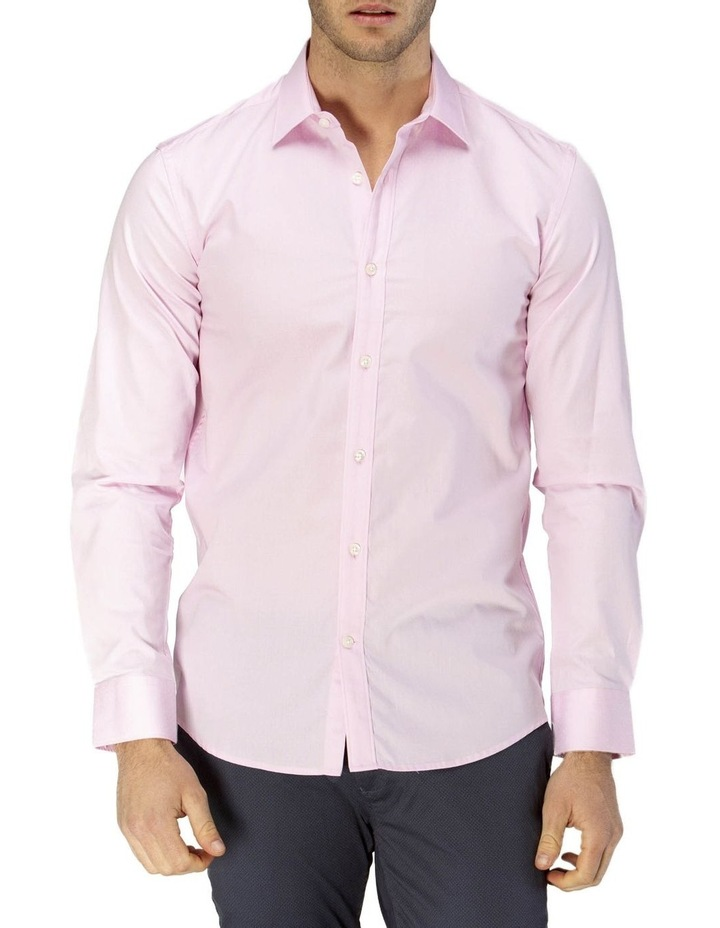 Career Floating Dot Dobby Business Shirt image 1