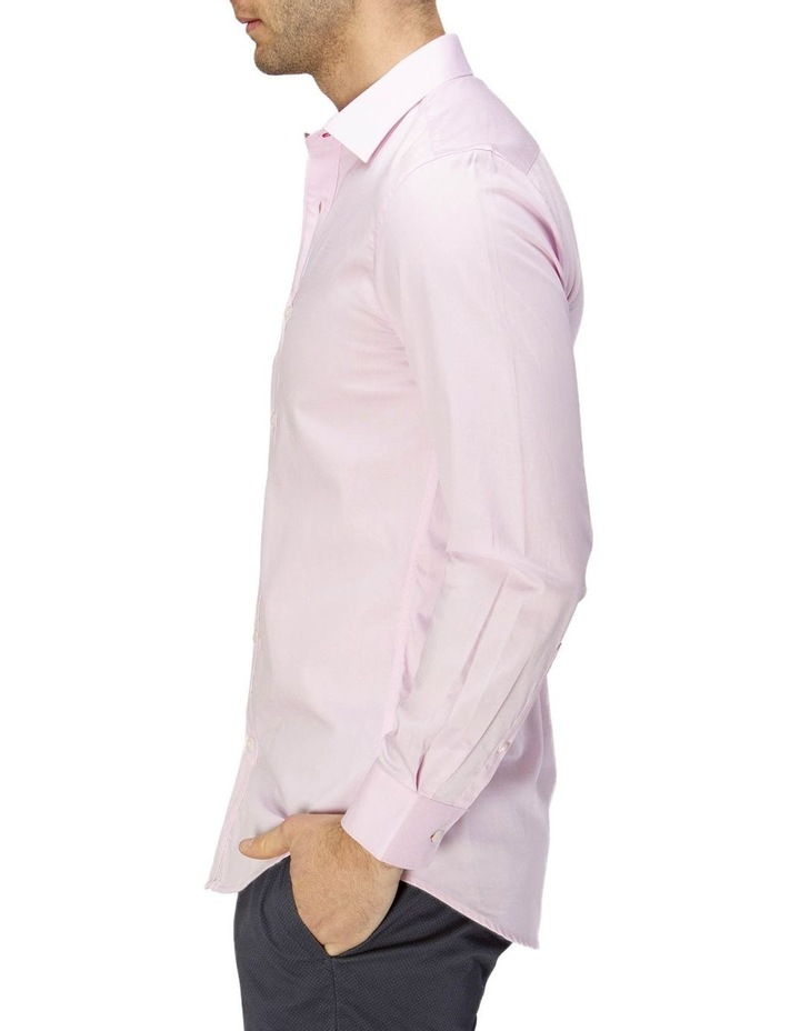 Career Floating Dot Dobby Business Shirt image 2