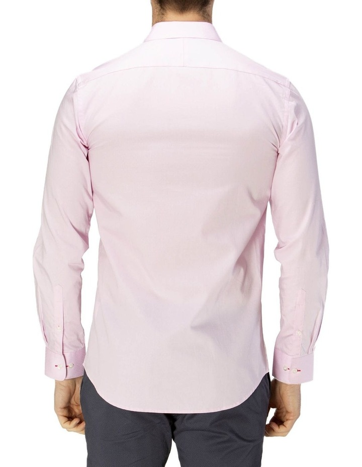 Career Floating Dot Dobby Business Shirt image 3