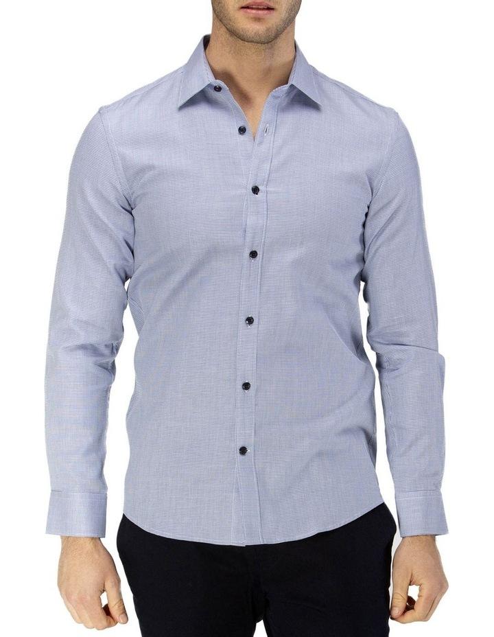 Career Leno Weave Business Shirt image 1