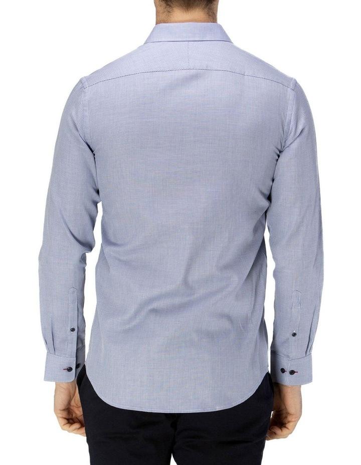 Career Leno Weave Business Shirt image 3