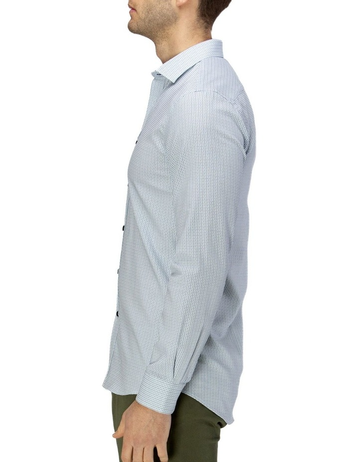 Luxe Textured Floating Dobby Weave Shirt image 2