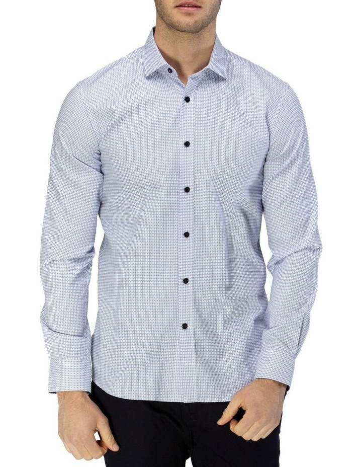 Luxe Textured Floating Dobby Weave Shirt image 1