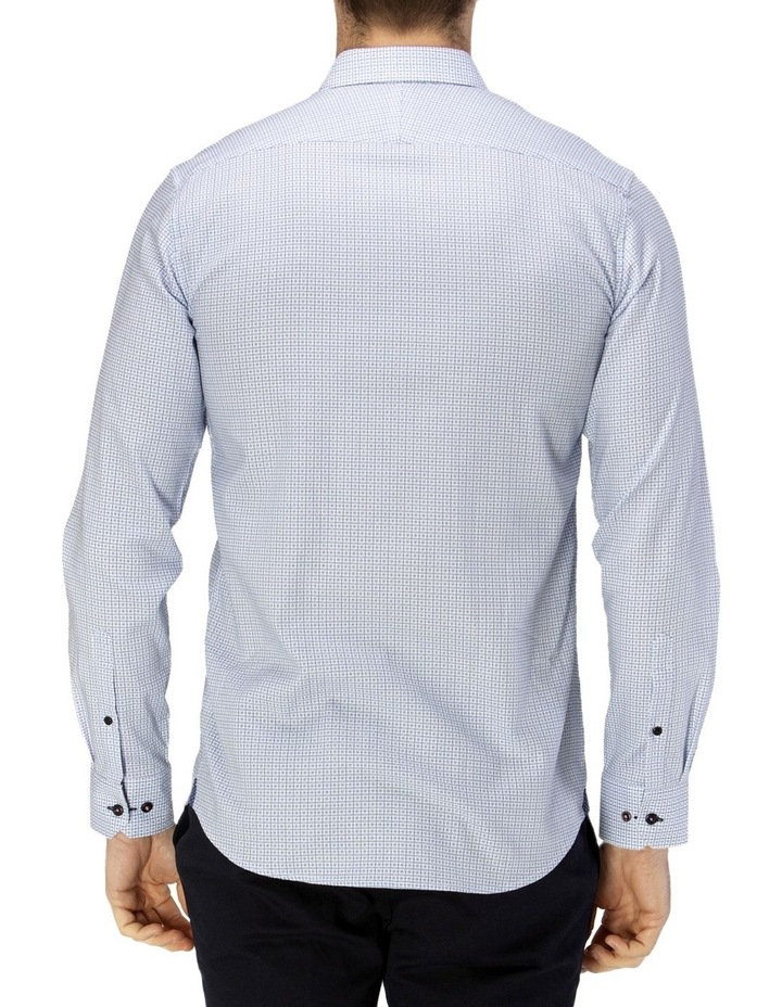 Luxe Textured Floating Dobby Weave Shirt image 3