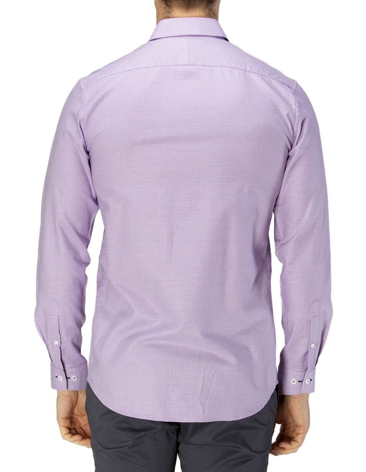 Luxe Three Tone Weave Business Shirt image 3