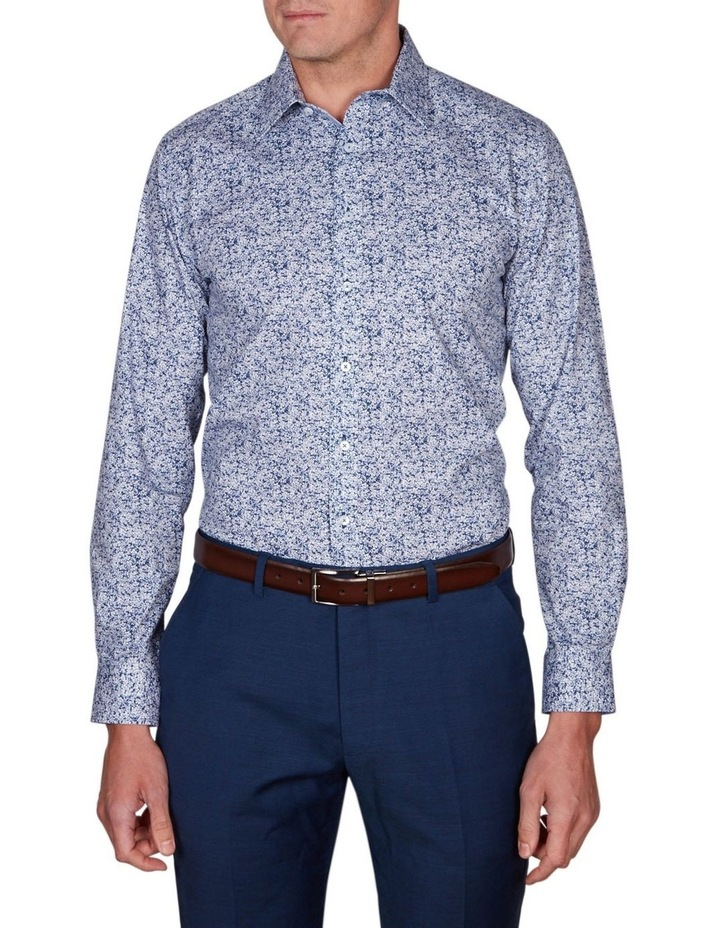 Forest Print Business Shirt image 1