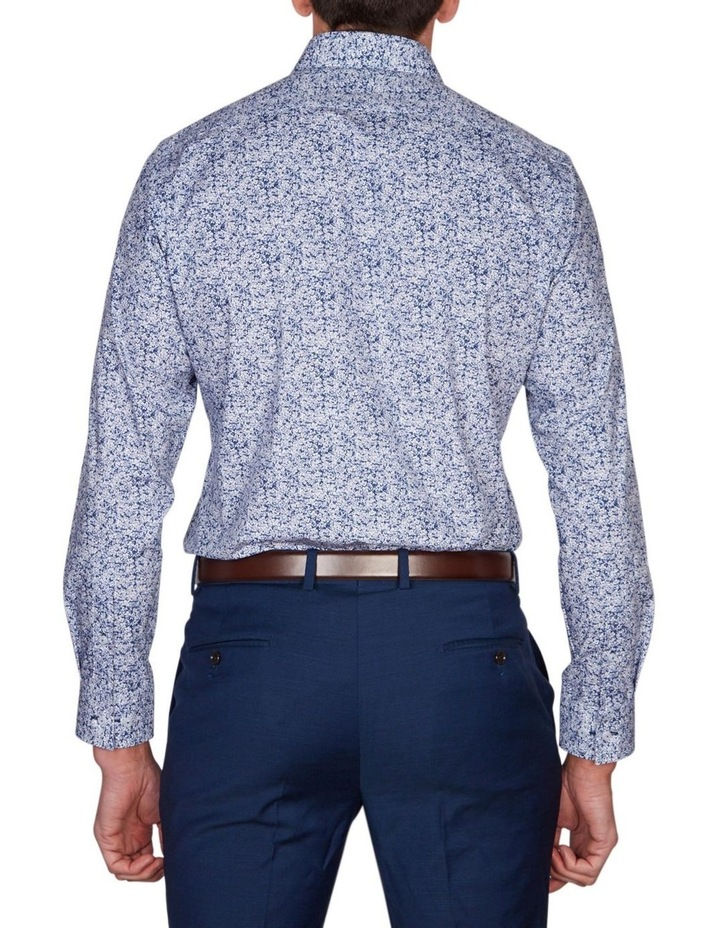 Forest Print Business Shirt image 2