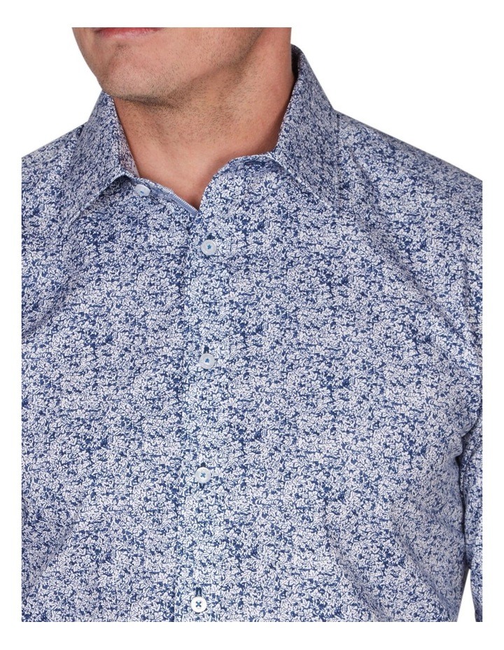 Forest Print Business Shirt image 3