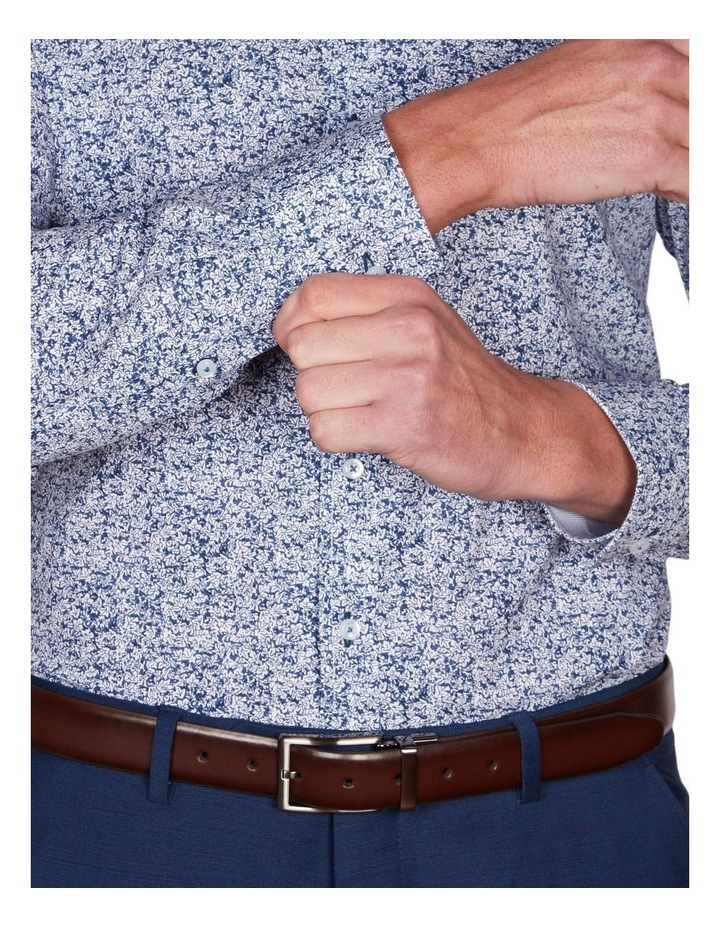 Forest Print Business Shirt image 4