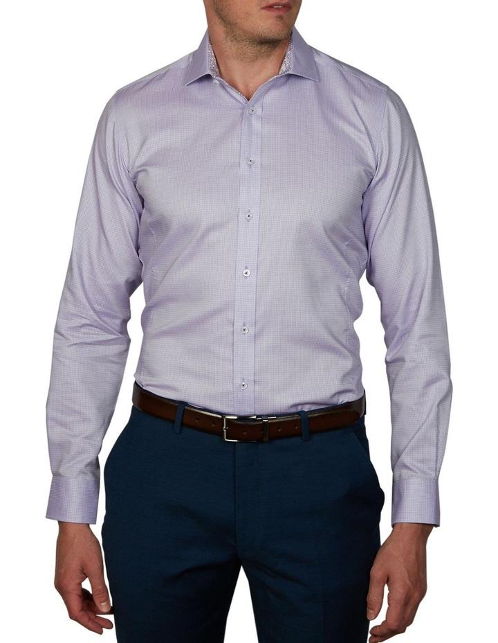 Oban Check Business Shirt image 1