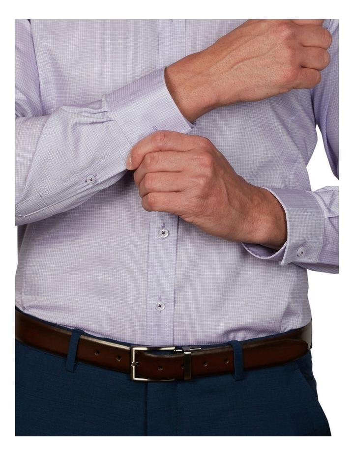 Oban Check Business Shirt image 4