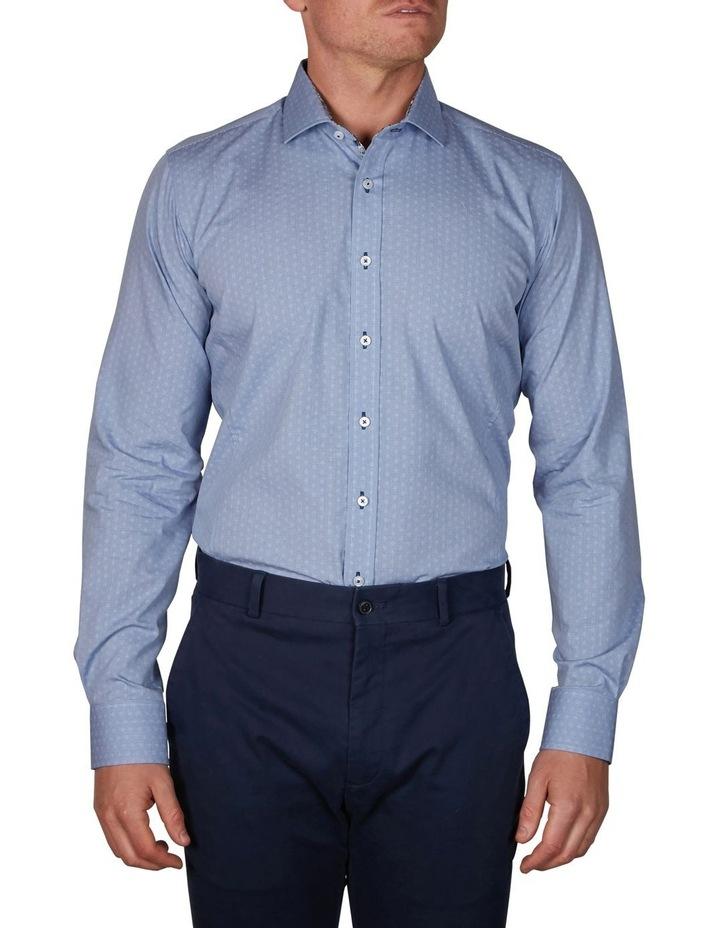 Dunbar Dobby Business Shirt image 1
