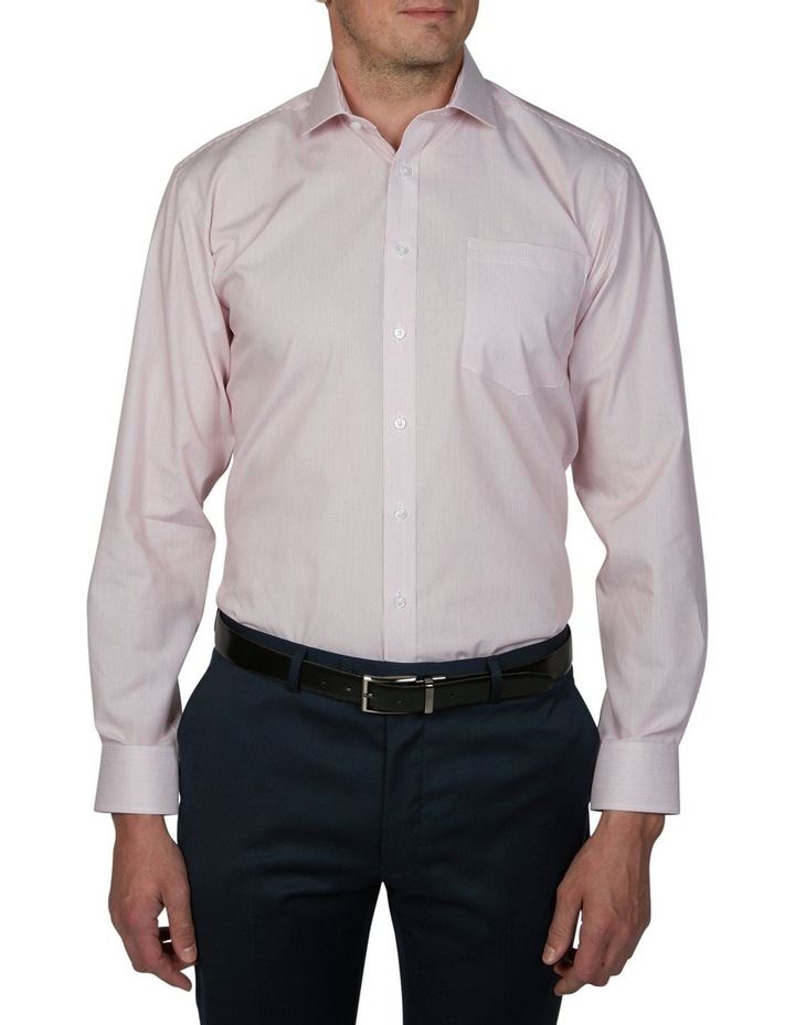 Canna Stripe Business Shirt image 1