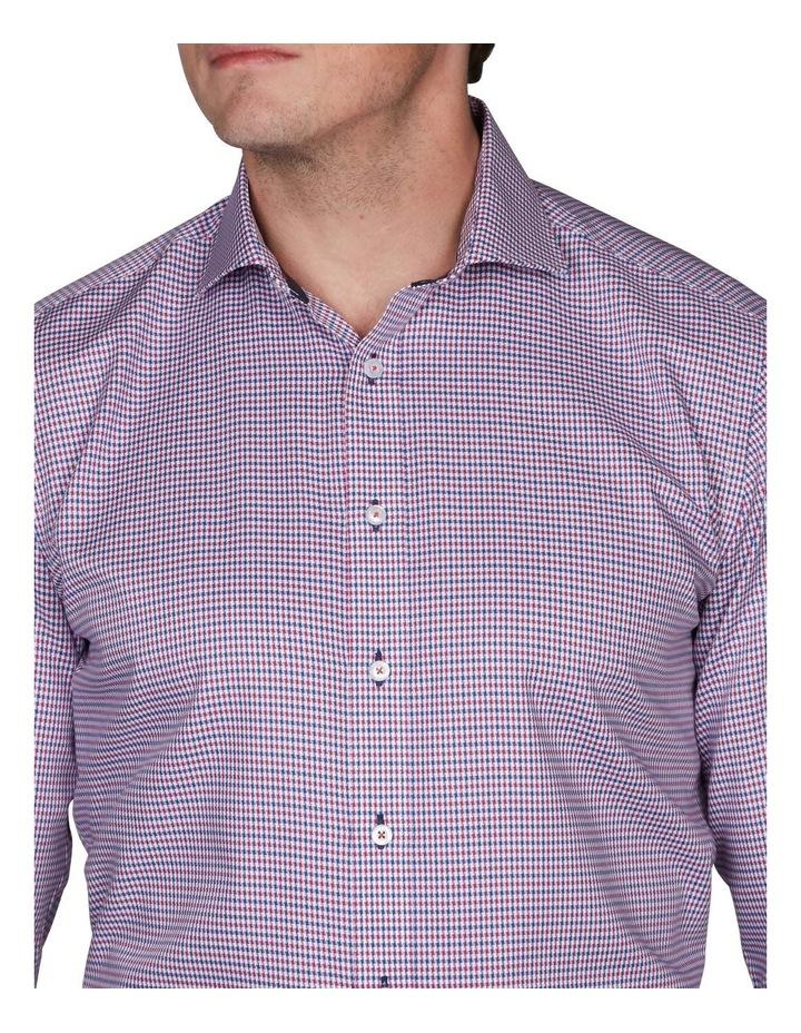 Zig-Zag Gingham Business Shirt image 3