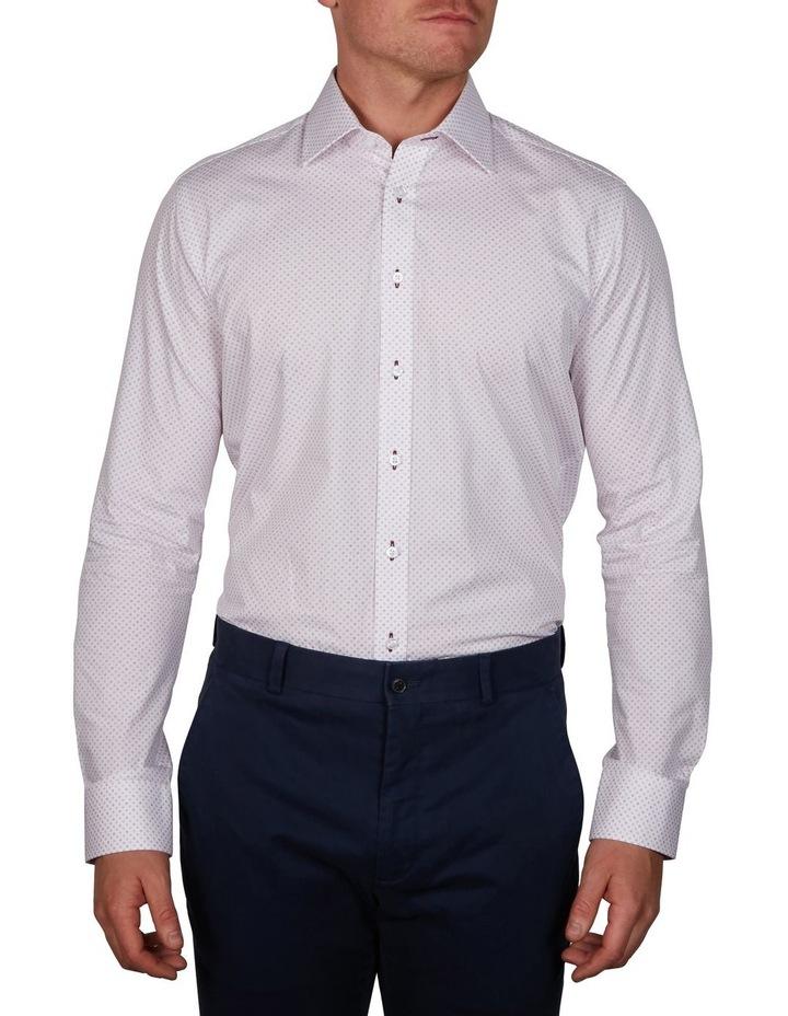 Yell Print Business Shirt image 1