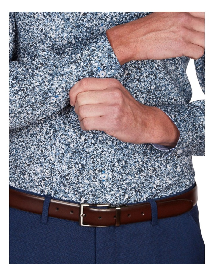 Portree Print Business Shirt image 4