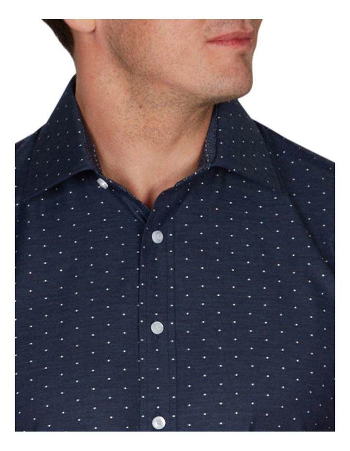 Me'Lange Dobby Business Shirt image 3