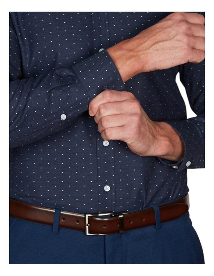 Me'Lange Dobby Business Shirt image 4