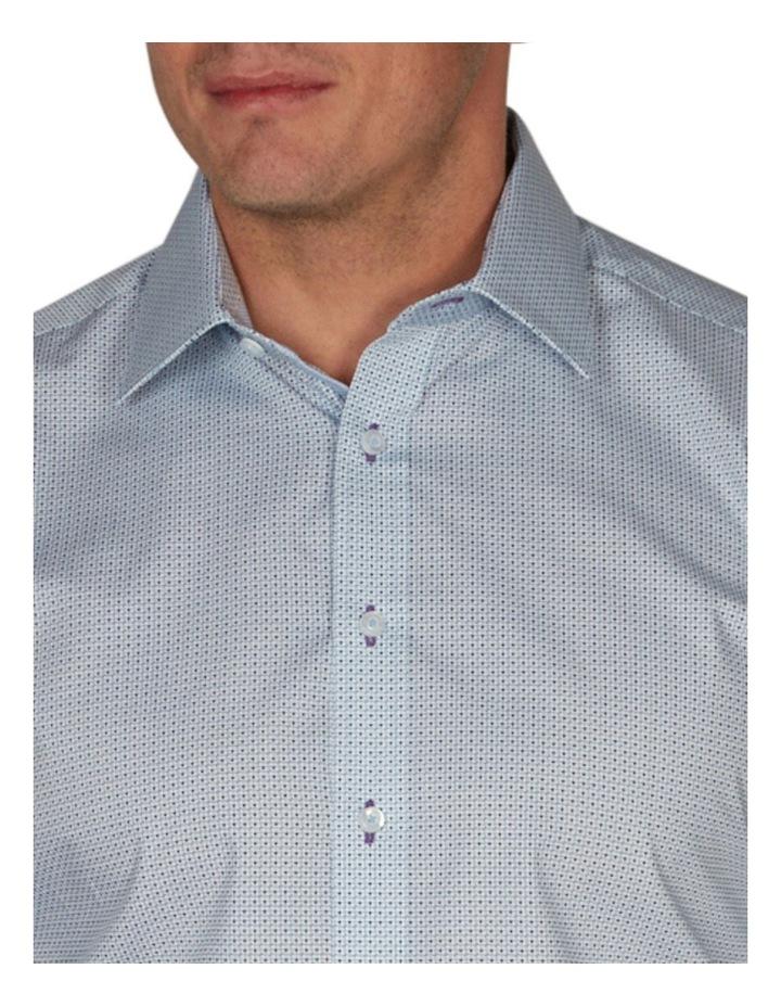 Geo Print Business Shirt image 3