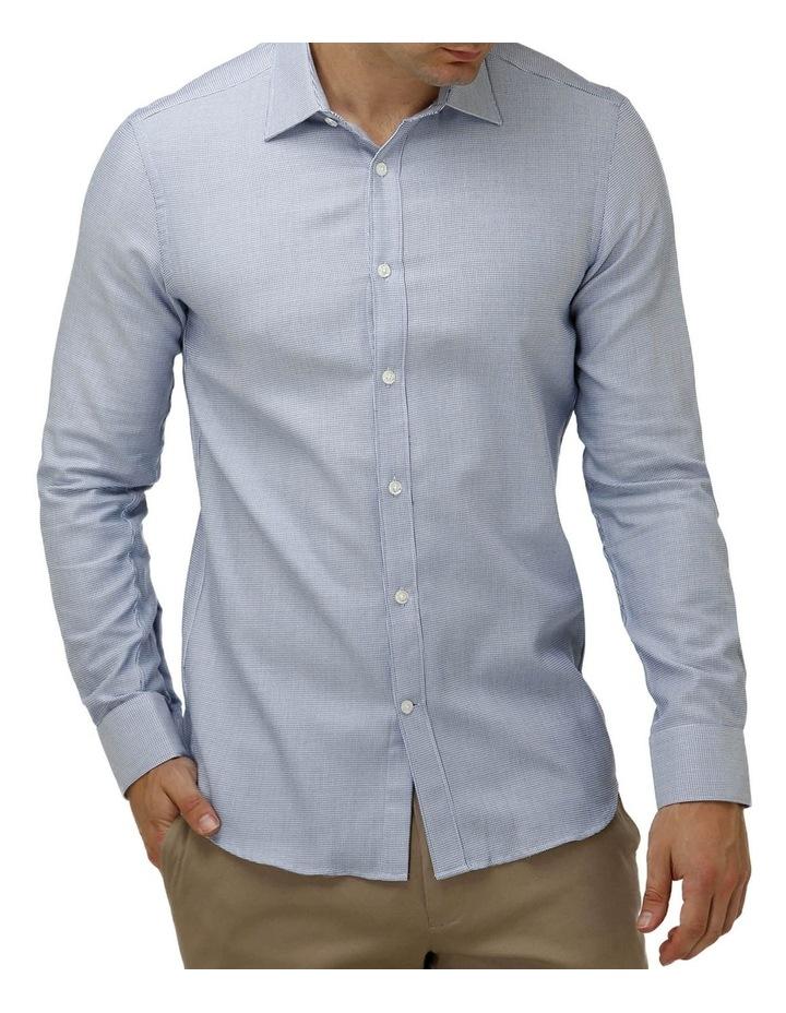 Micro Three Tone Business Shirt image 1
