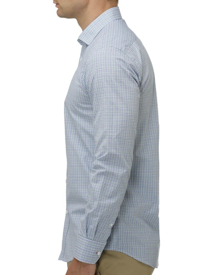 Houndstooth Check Business Shirt image 2