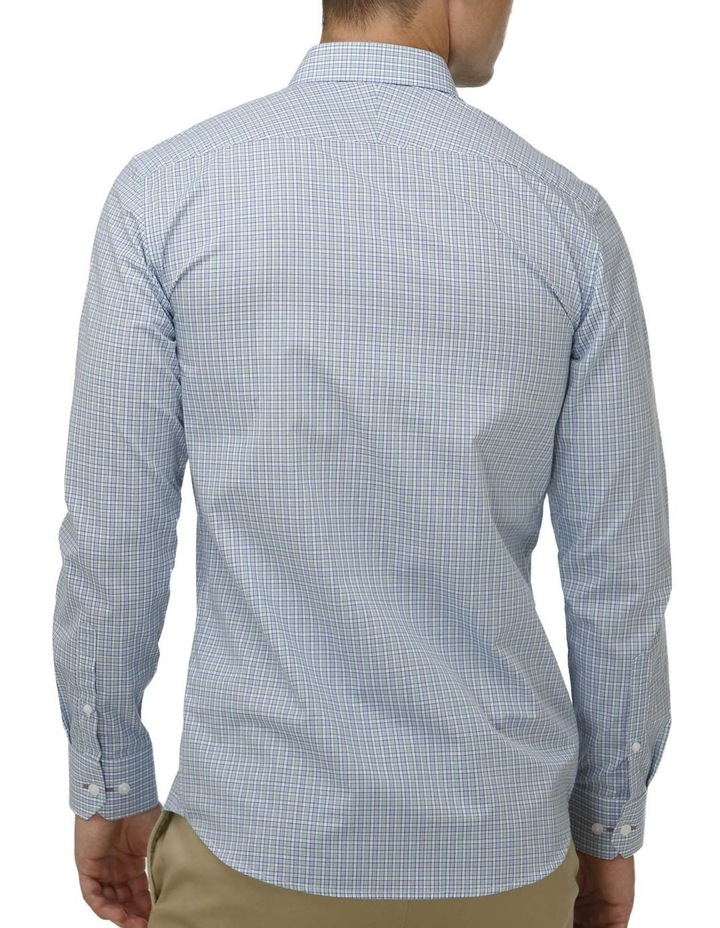 Houndstooth Check Business Shirt image 3