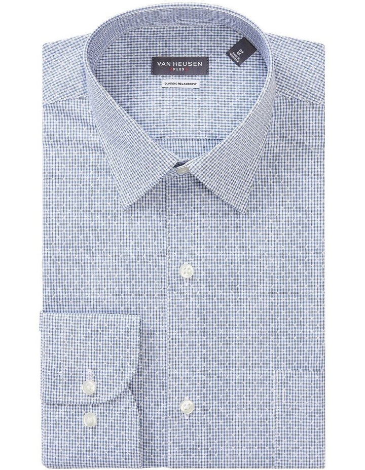 Dobby Stripe Business Shirt image 1
