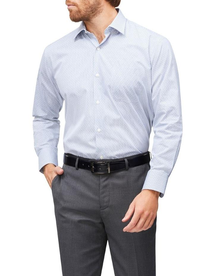 Dobby Stripe Business Shirt image 2