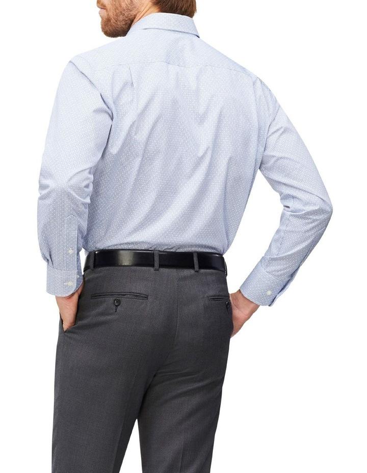 Dobby Stripe Business Shirt image 3