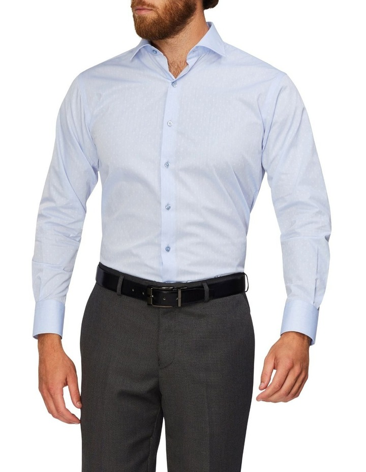 Dobby Spot Business Shirt image 2