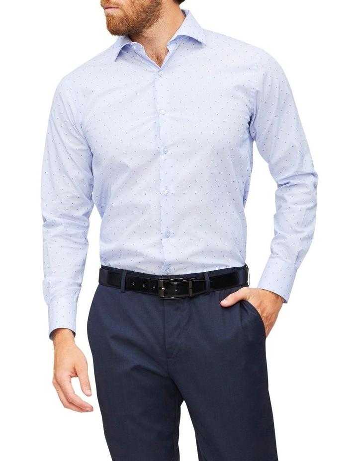 Stripe Dobby Business Shirt image 4
